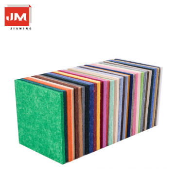 multicolor polyester tile board