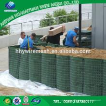 China fabricante personalizado Design preço de fábrica profissional barreira hesco de segurança