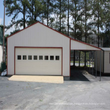 Structure Steel Garage with Ce Certification (KXD-SSB1263)