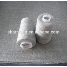 súper calidad 28NM / 1 50% lana 50% hilo de nylon para chales