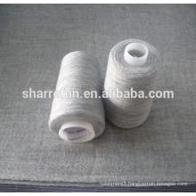 1/28NM 50/50 wool nylon dyed yarns for shawls