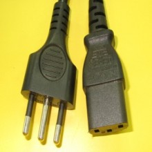 IMQ Approved  With  IEC C13 Italy Power Cord