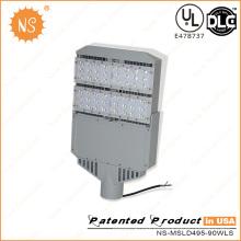 Lámpara de calle de 9900lm 90W LED UL Dlc enumerada