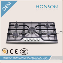 Good Quality Stylish Model Built in Auto Ignition Gas Hob