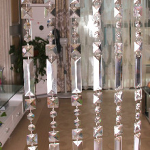 Special Luxury Crystal Glass Curtain for Living Room