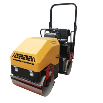 1T Manuell Vibration Steel Road Roller