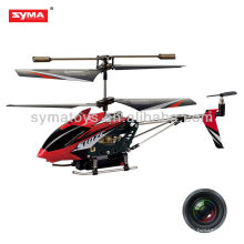 Syma S107C rc вертолет с беспроводной камерой, 3ch вертолетные металлические игрушки