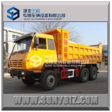 30t China Shacman 6X4 290HP Camión de Volteo