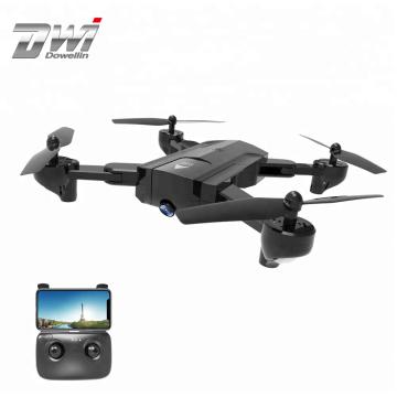DWI Dowellin follow me foldable drones drones juguetes with 720P/1080P camera