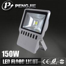 Luz de inundação do diodo emissor de luz da microplaqueta de Bridgelux com motorista de Meanwell