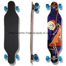 Professinal Longboard with En13613 Certification (YV-4195)
