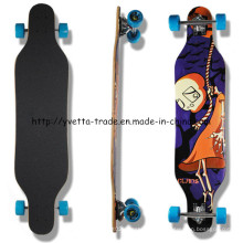Professinal Longboard с сертификацией En13613 (YV-4195)