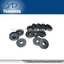 Пластиковые черные шайбы нейлоновые плоские шайбы