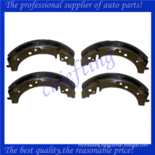 5880993 5880898 2101350209150 2101-3502090 2101-350209150 21013502090 for lada niva nova brake shoe