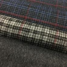 Brush wool fabric