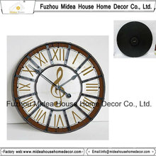 Home Decorative Wall Clock Face with Removable