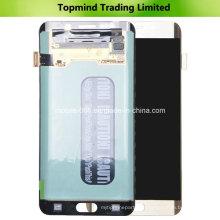 Nuevo LCD para Samsung Galaxy S6 Edge Plus Pantalla LCD con pantalla táctil