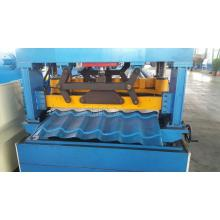 Glazed Roof Tile Channel Roll Forming Machine
