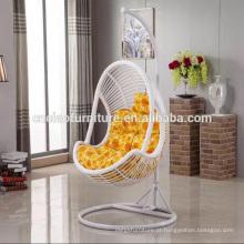 High End Warterproof Rattan cadeira de balanço de bambu