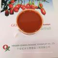 2018 sin adición de Brix (13%) 100% bayas de goji Ningji fruta de goji