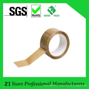 Bande adhésive acrylique de cachetage de carton de Brown (KD-0018)