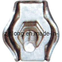 Estampagem de arame de aço inoxidável corda Clips Dr-Z0012
