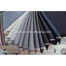 Tecido puro para ternos Fábrica chinesa de vendas diretas sob medida Customizada seus próprios conjuntos de ternos de homem TR32-13 Design de trajes de homem