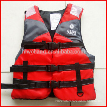 Ce Approved Leisure Foam Life Jacket Vest for Yachat and Boat
