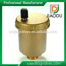 Válvula de ventilação de latão