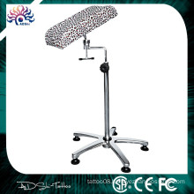 Fashion design high quality adjustable tattoo arm & leg rest in hot sale