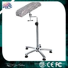Design de moda alta qualidade ajustável braço tatuagem e descanso do pé na venda quente