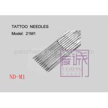 50 Набор готовых стерильных игл для татуировки на баре / магнумных иглах