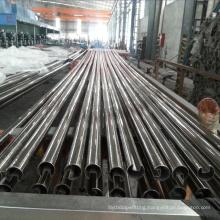 Handrail Welded Stainless Steel Scaffolding Pipe 201 202 301 304 316