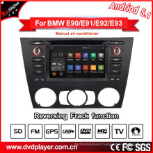 Android GPS Navigation for BMW 3 E90 E91 E92 Auto DVD Player