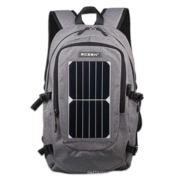 2017 Завод оптовой ECE-668 солнечный заряжатель рюкзак для мобильного телефона