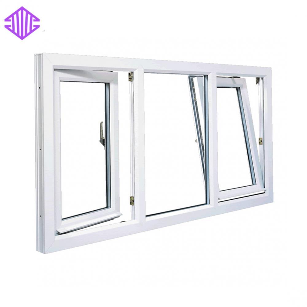 Aluminium windows and doors tilt up window