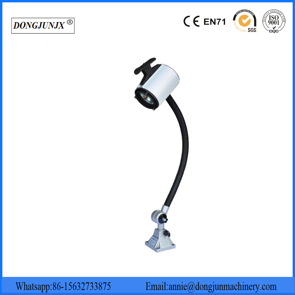 Machine Halogen work lamp