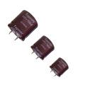Snap in Aluminum Electrolytic Capacitor 105c Tmce18-9
