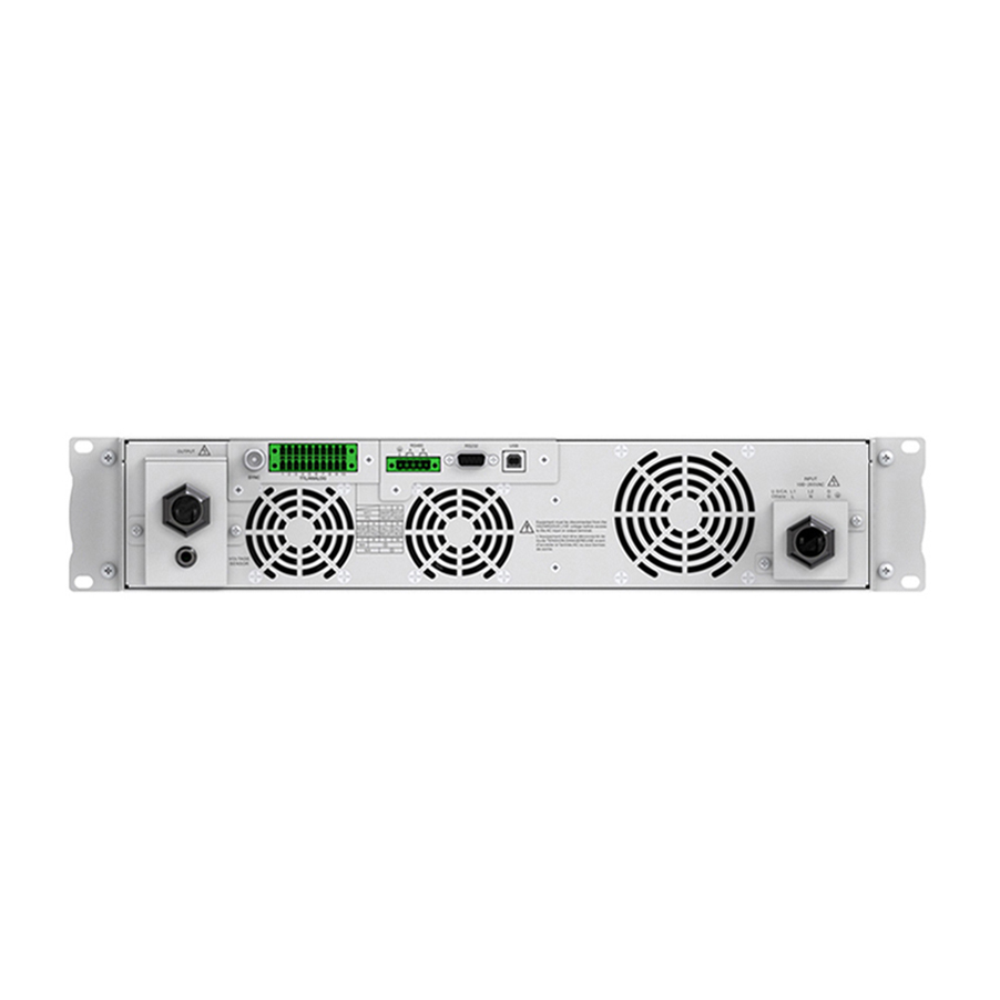 APM 1500W AC source