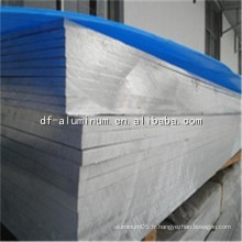 Feuille en aluminium 3003 résistant à la corrosion pour le réfrigérateur