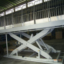 Hot Sale Sjg2-4.5 Scissor Car Lift for Wholesales Car Lift