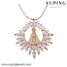 33171 Gorgeous fashion women accessories simple gold wholesale crystal avenue jewelry