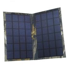 Outdoor Portable Tasche Falten 6W Solar Panel Ladegerät für iPhone 6 7 Smartphone
