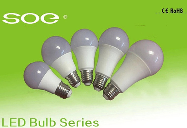 warm white E27 LED Bulb