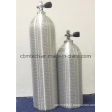 Professional Supply Scuba Diving Equipment Small Portable Oxygen Cylinders for Diving