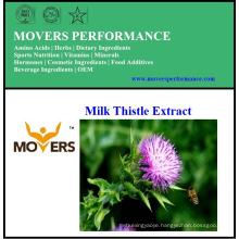 Hot Sale Milk Thistle Extract/ Silymarin 80%