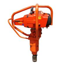 Chave de impacto portátil de trilho manual