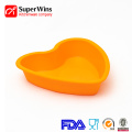 Heart Shaped Chocolate Baking Tray Silicone Cake Pan