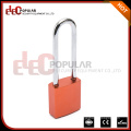 Elecpopular Yueqing OEM Products 41mm Lock Body Long Shackle Safety Aluminium Padlock