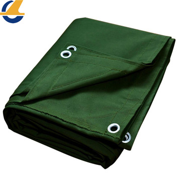 Fireproof 100% cotton canvas tarpaulin